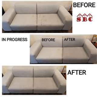 Sofa, mattress, chairs, carpets cleaning