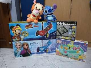 🚚 Kids Toys