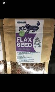 Flaxseed for sale (two - 500 grams bag)