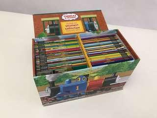 Thomas and Friends The Engine ShedThomas Story Library 65 Books