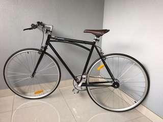 Brand new Fluid bike 54cm