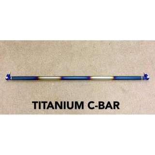 Titanium C-Pillar Monkey Bar
