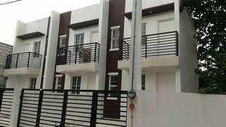 RFO - 3 Bedroom Townhouse unit in North Olympus Executive Subdivision, Zabarte Road, Caloocan City