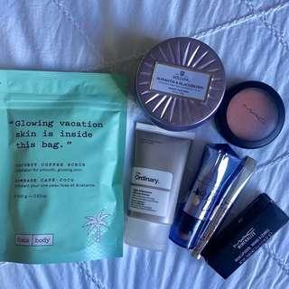 Beauty Bundle 2 - Mac, Benefit, Frank!