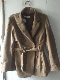 Jacket/Blazer Coklat