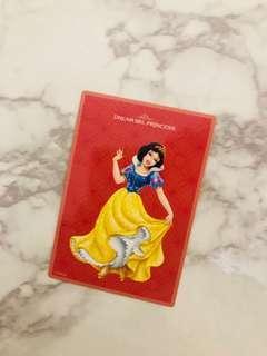 **免費送出** 迪士尼白雪公主卡