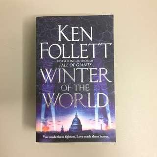 🚚 Winter of the World #EndgameYourExcess