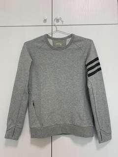 🚚 Adidas STANDARD 19 運動長T 頂級訓練系列 S號