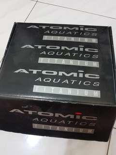 Atomic Aquatics Titanium SS1 Safe Second Inflator