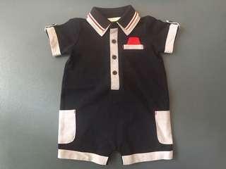 100% New 男嬰夾衣