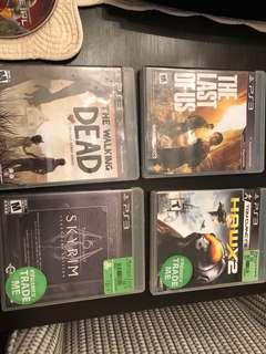 10 games $50