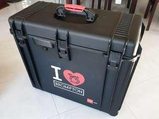 Brompton HPRC travel case
