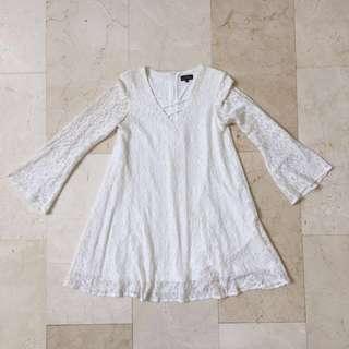 ZALORA ADRIELLE LACE DRESS