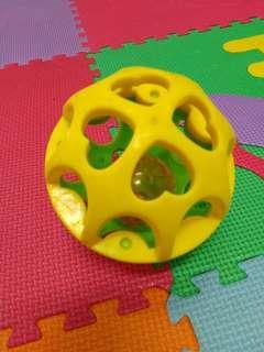 Mainan baby kerincing besar