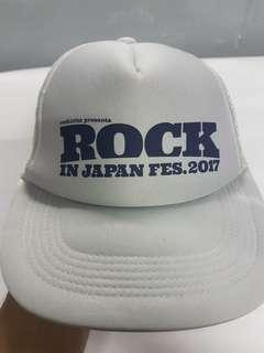 Rock in Japan Fes 2017 Trucker Cap