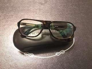 (Brand New) A Spectacular Pair of Victor & Rolf Eyewear Spectacles