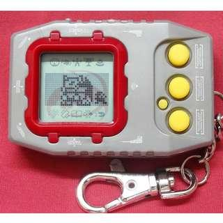 [USED] Personal use Dukemon Color with Silver Body + Decal - Digimon Pendulum Customized 20th Virtual Pet Vpet
