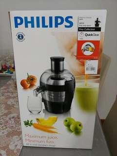 (Brand New) Philips Viva Collection Juicer