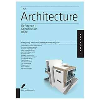 🚚 The Architecture Reference & Specification Book : Everything Architects Need to Know Every Day