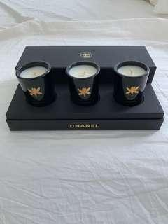 🚚 Chanel Scented Candle gift set
