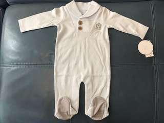 100% New 男嬰長袖夾衣