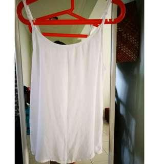 Cotton On White Camisole Top