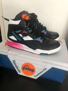 Men' Reebok Pump OMNI Zone Retro size 10 US