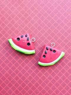WATERMELON BFF CHARMs!