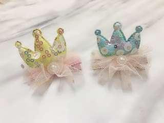 Handmade 兒童皇冠頭飾
