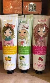 Whitening Cc Cream w/ 50 SPA ($12.90)
