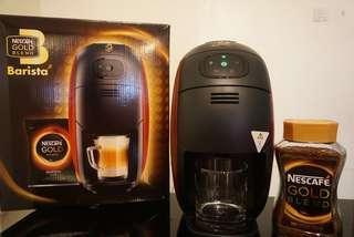 🚚 Nescafe Gold Blend Barista