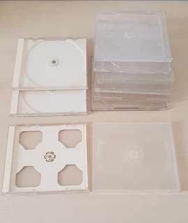 10 CD box 十個光碟盒