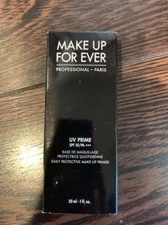 Make up for ever uv primer 30ml brand new