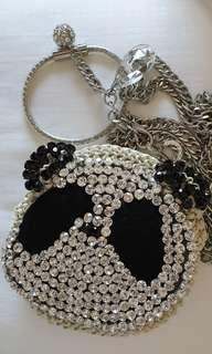 Authentic Anteprima crystal bag