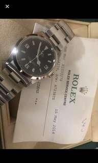Rolex Explorer 1 (14270)
