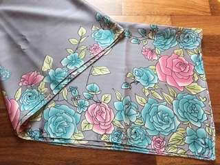 Floral Shawl - New