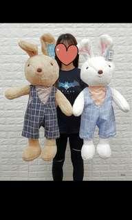🚚 德國兔子娃娃 #可愛 #小孩喜愛 #88cm
