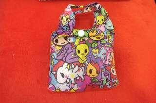Small foldable bag