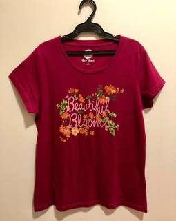 Bossini Fuschia Shirt (L)