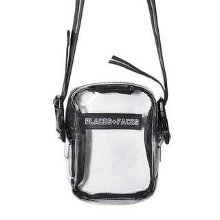 Places + Faces PVC side Bag ( New )