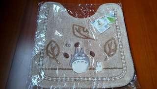 🚚 【全新】日本帶回 龍貓Totoro馬桶地墊