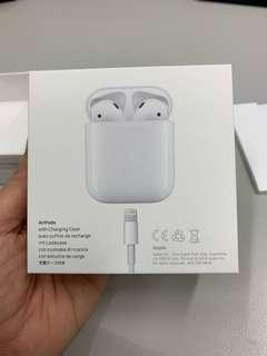 Apple  New AirPods BOX (Box Only)(只售吉盒)