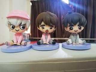Got7 baby figurine
