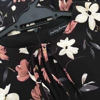 Zalora Florist Dress