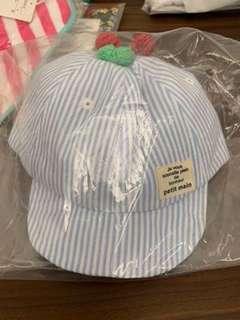 《💮日本直送》petit main bb帽子 (48cm)