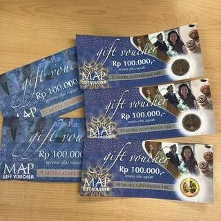 Promo voucher map 100rb