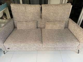 Large Luxurious 2 Seater sofa