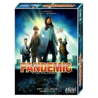 🚚 Pandemic Board Game