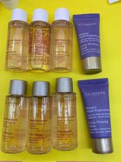 Clarins Extra Firming Treatment Essence and Mask