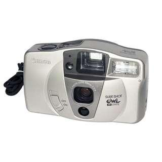 Canon SureShot Owl Compact 35mm Film Camera
